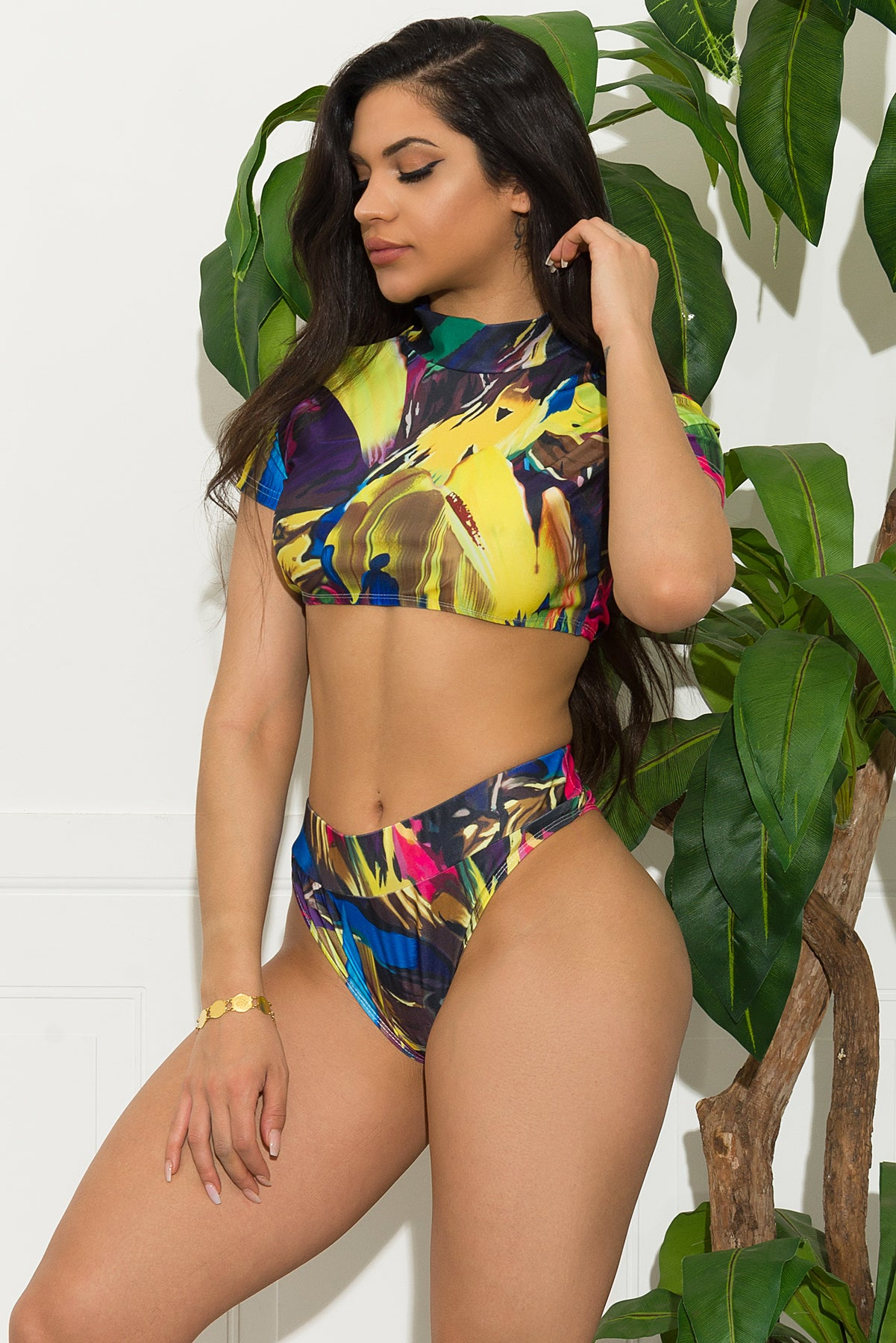 Southern California Two Piece Set Swimsuit