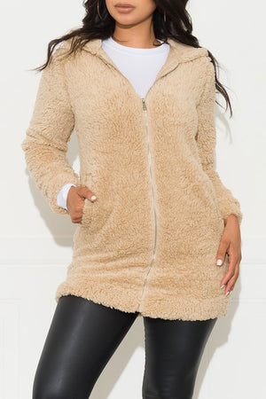 You Got It Sweater Taupe