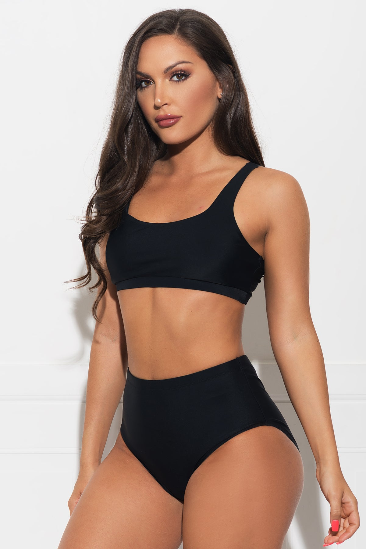 Seabright Beach Two Piece Swimsuit