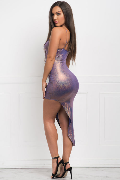 Tabatha Iridescent Dress