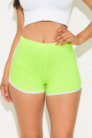Gotta Have It Short Neon Green