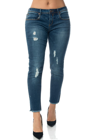 Charlie Boyfriend Jeans - Fashion Effect Store  - 1