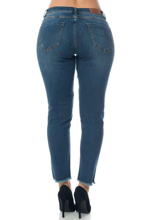 Charlie Boyfriend Jeans - Fashion Effect Store  - 2