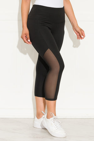 Find A Way Leggings Black