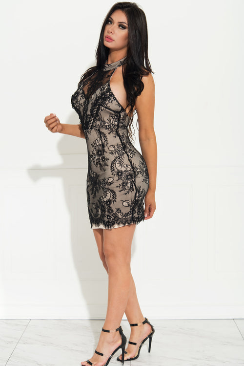 Stella Lace Dress