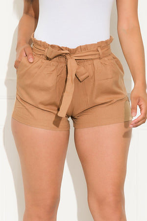 Willow Shorts Khaki