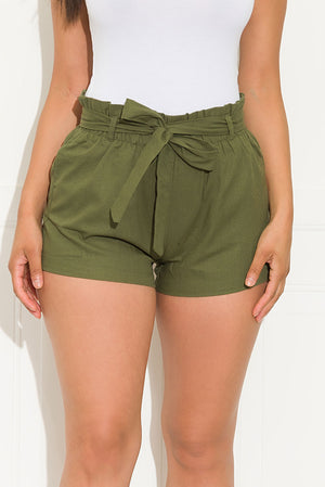 Willow Shorts Olive