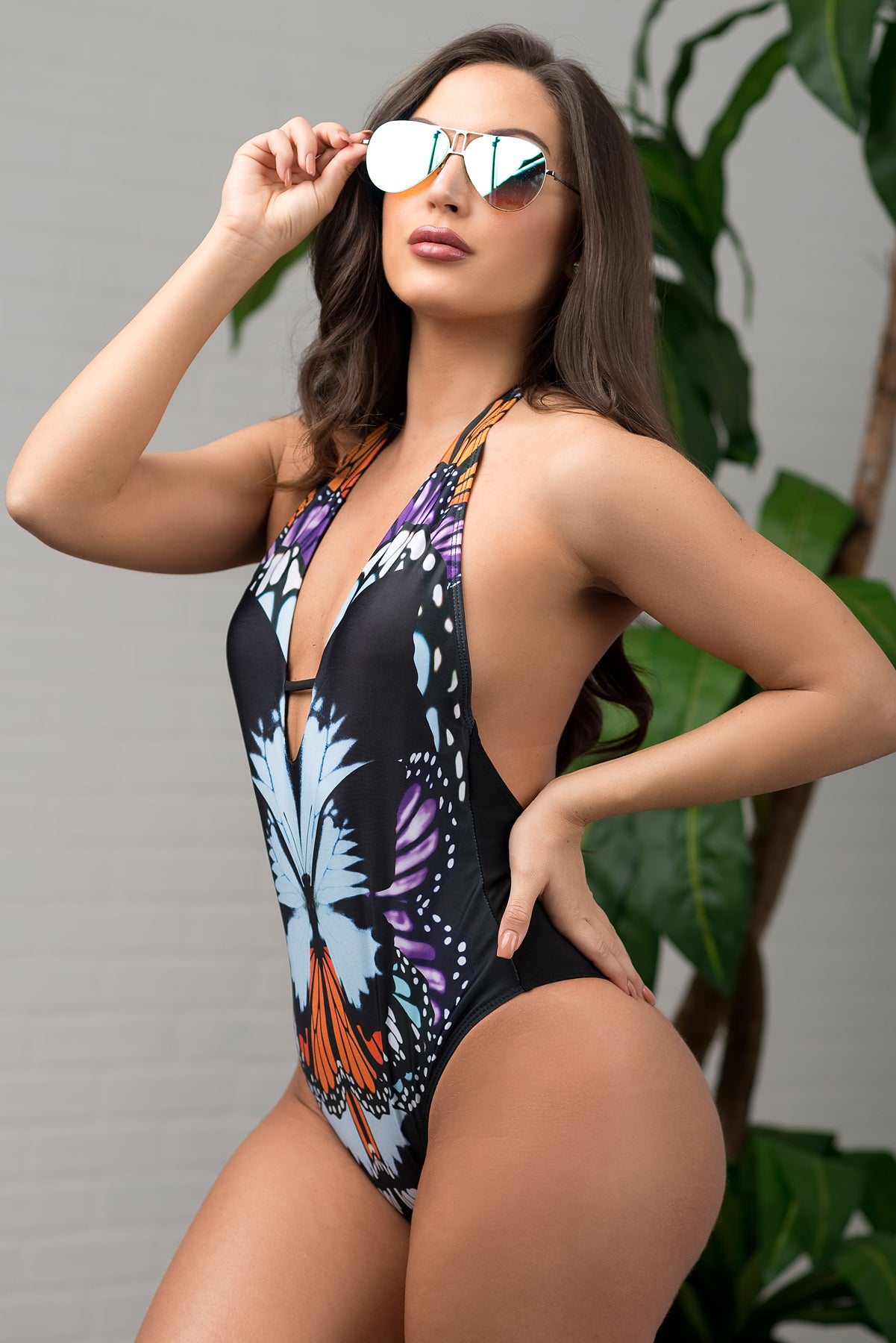 Serene Shallows One Piece Swimsuit