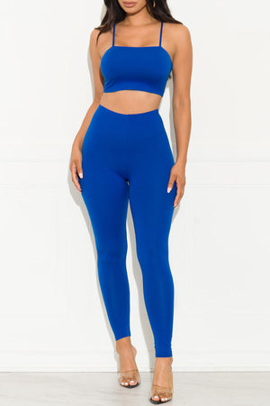 Ella Set Royal Blue