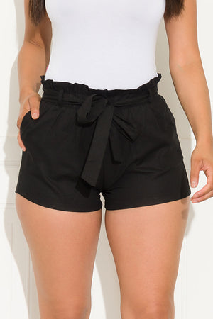 Willow Shorts Black