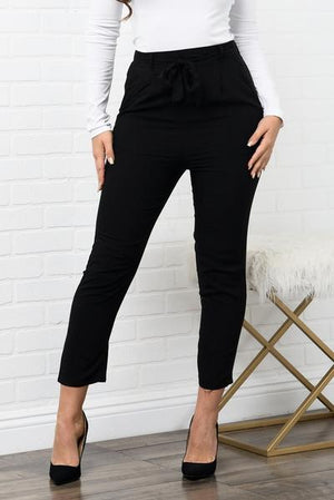 Lucy Pants Black