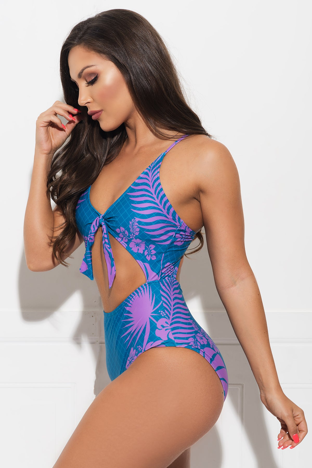 7941c57a4e8 Stinson Beach One Piece Swimsuit – Fashion Effect Store