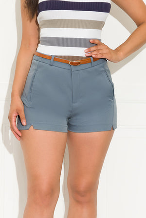 Lucy Shorts Blue