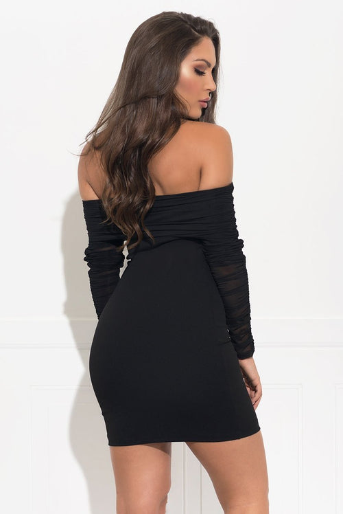 Dalenna Dress - Black