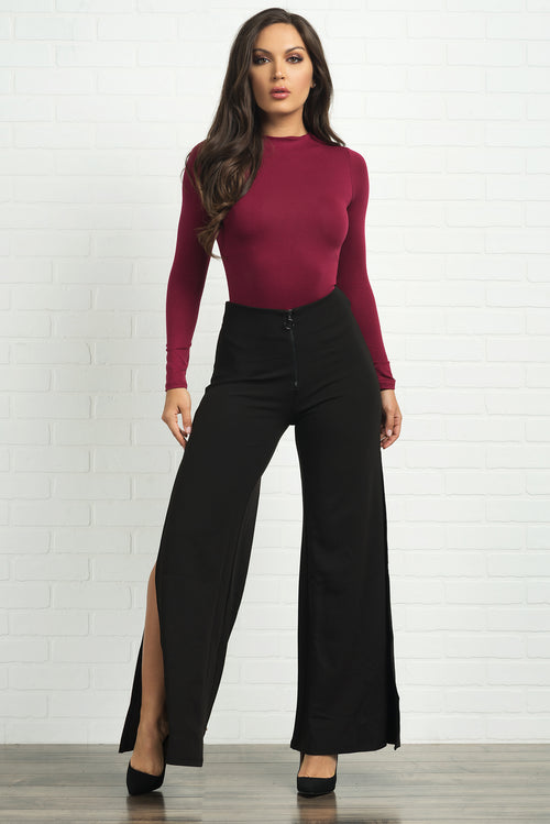 Eva Pants - Black