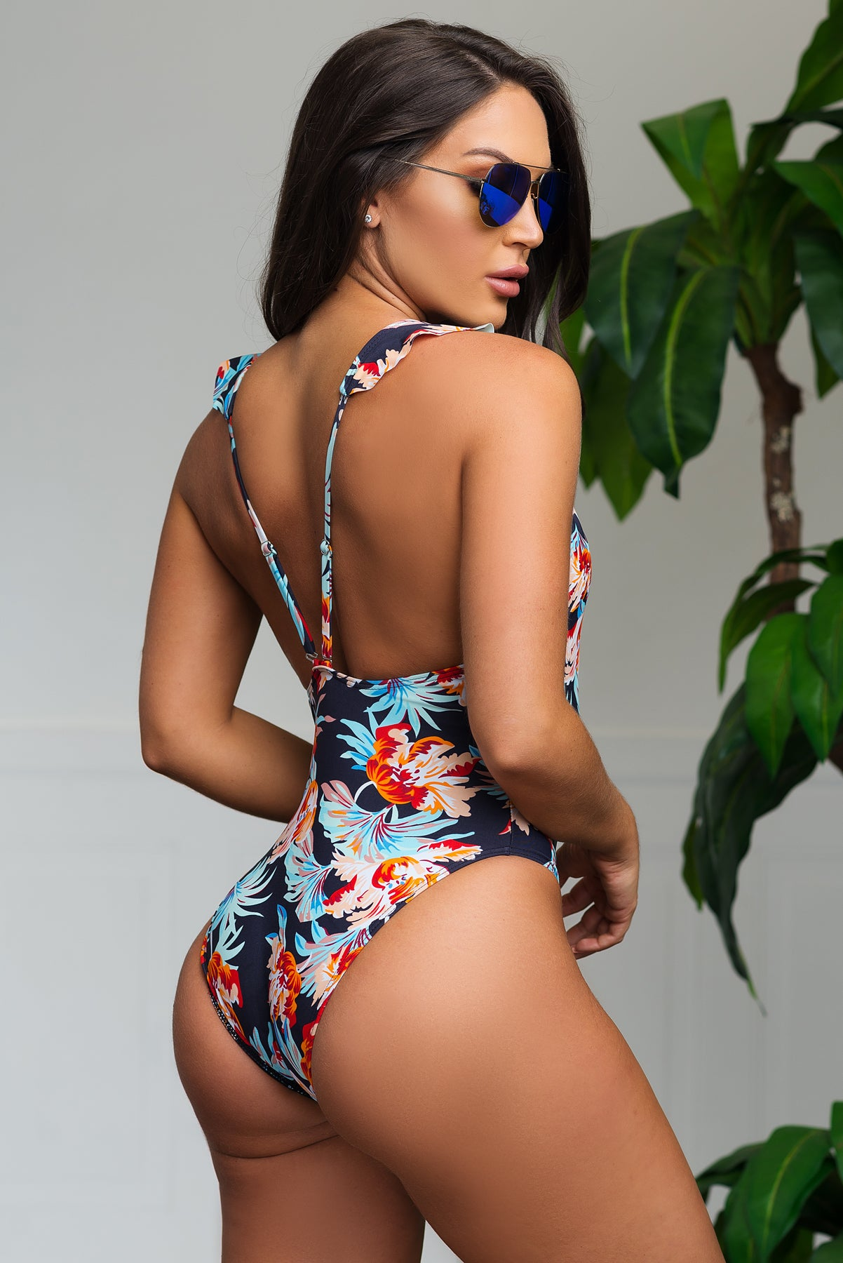 Turquoise Bay One Piece Swimsuit