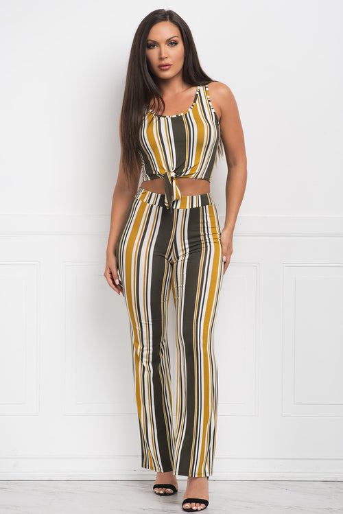 Becky Two Piece  Set