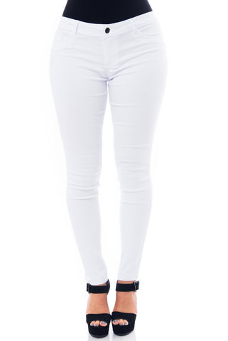 What You Need White Jeans - Fashion Effect Store  - 1
