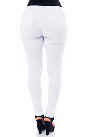 What You Need White Jeans - Fashion Effect Store  - 2