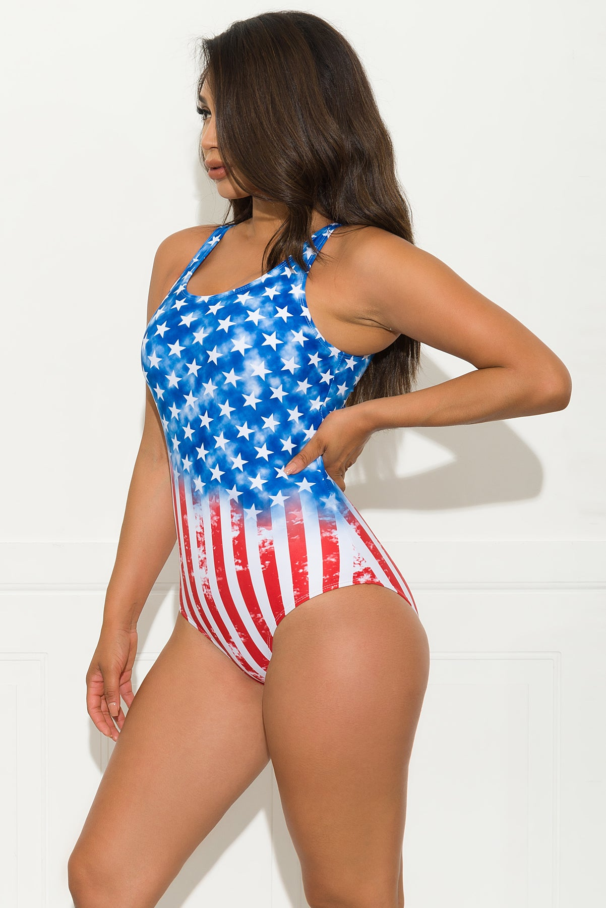 Flag Obsession One Piece Swimsuit