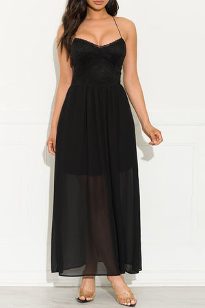 Day Dreaming Dress Black