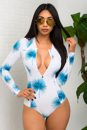 Hanauma Bay One Piece Swimsuit