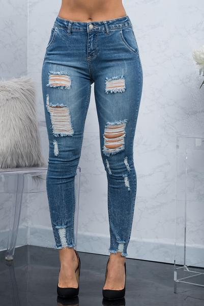 Carisma Dark Wash Jeans