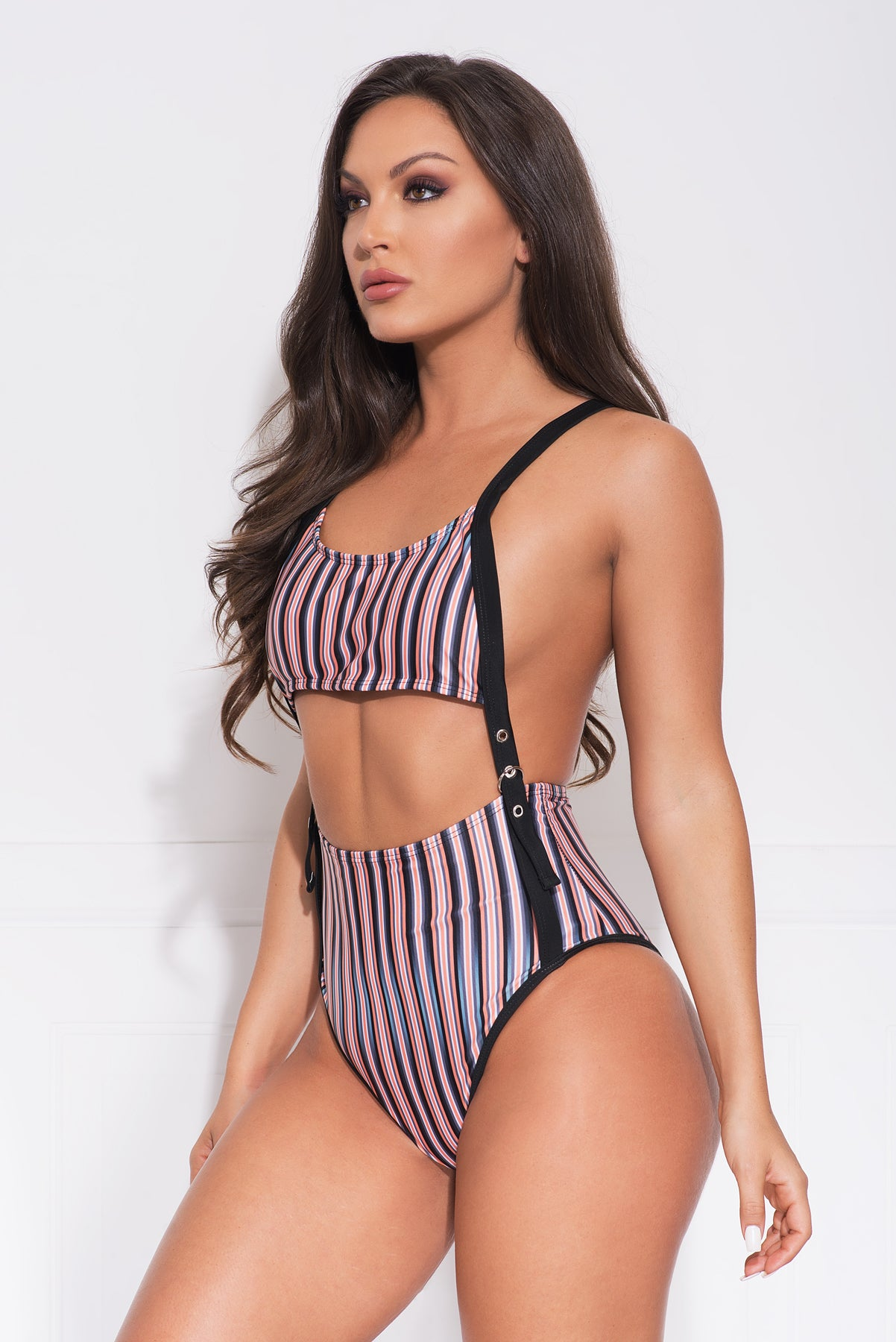Calm Edge One Piece Swimsuit