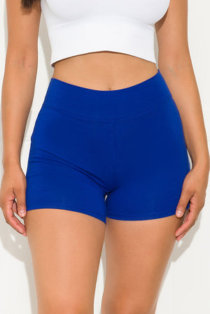 Work With It Short Royal Blue