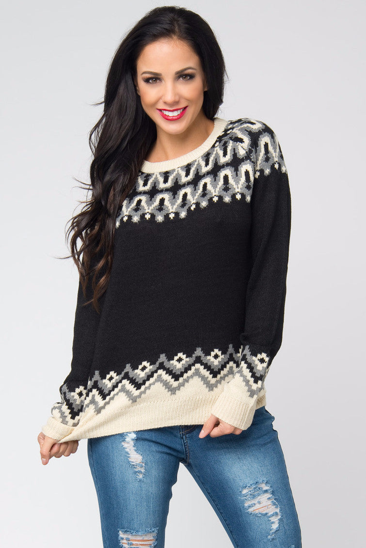 Such a Great Sweater - Fashion Effect Store  - 1