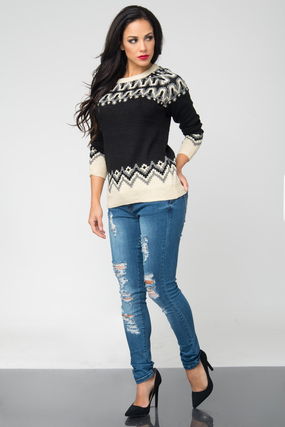 Such a Great Sweater - Fashion Effect Store  - 3
