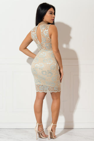 Stella Lace Dress - Fashion Effect Store  - 2