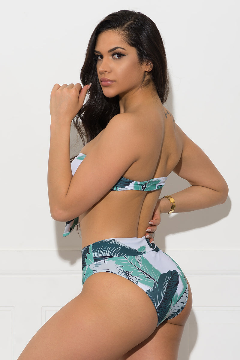 South Pacific Two Piece Swimsuit