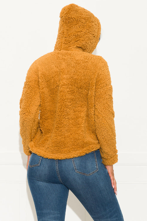 Non-Stop Sweater Dusty Mustard