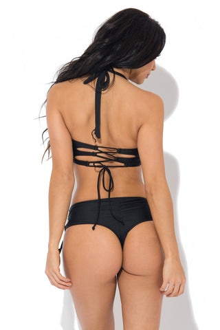 Clearwater Beach Monokini BLACK - Fashion Effect Store  - 2