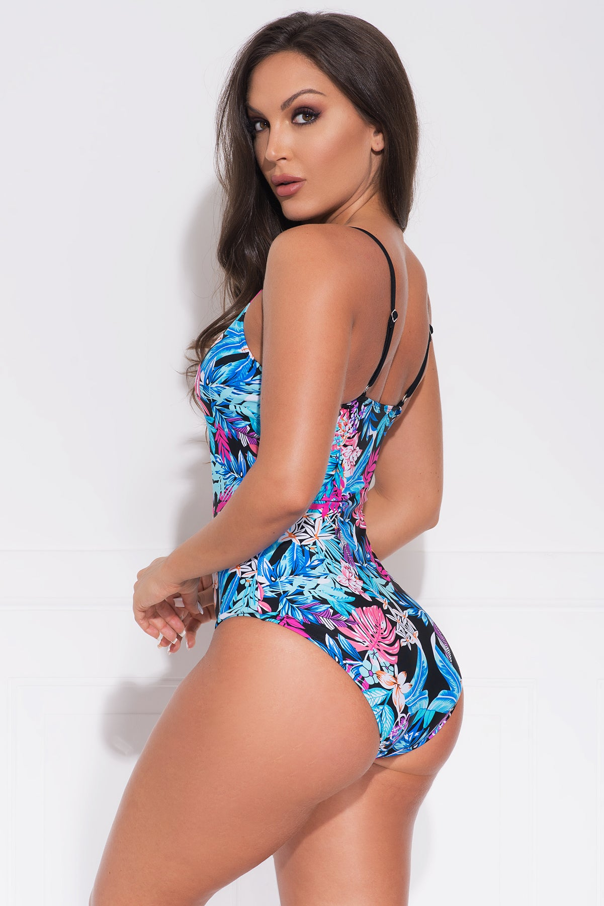 Placencia Beach One Piece Swimsuit