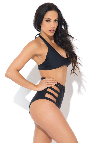 Bahamas Two Piece Swimsuit - Fashion Effect Store  - 2