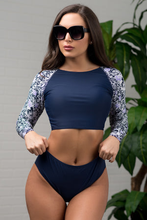 Harbour Island Two Piece Swimsuit