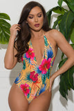 Caladesi Island One Piece Swimsuit