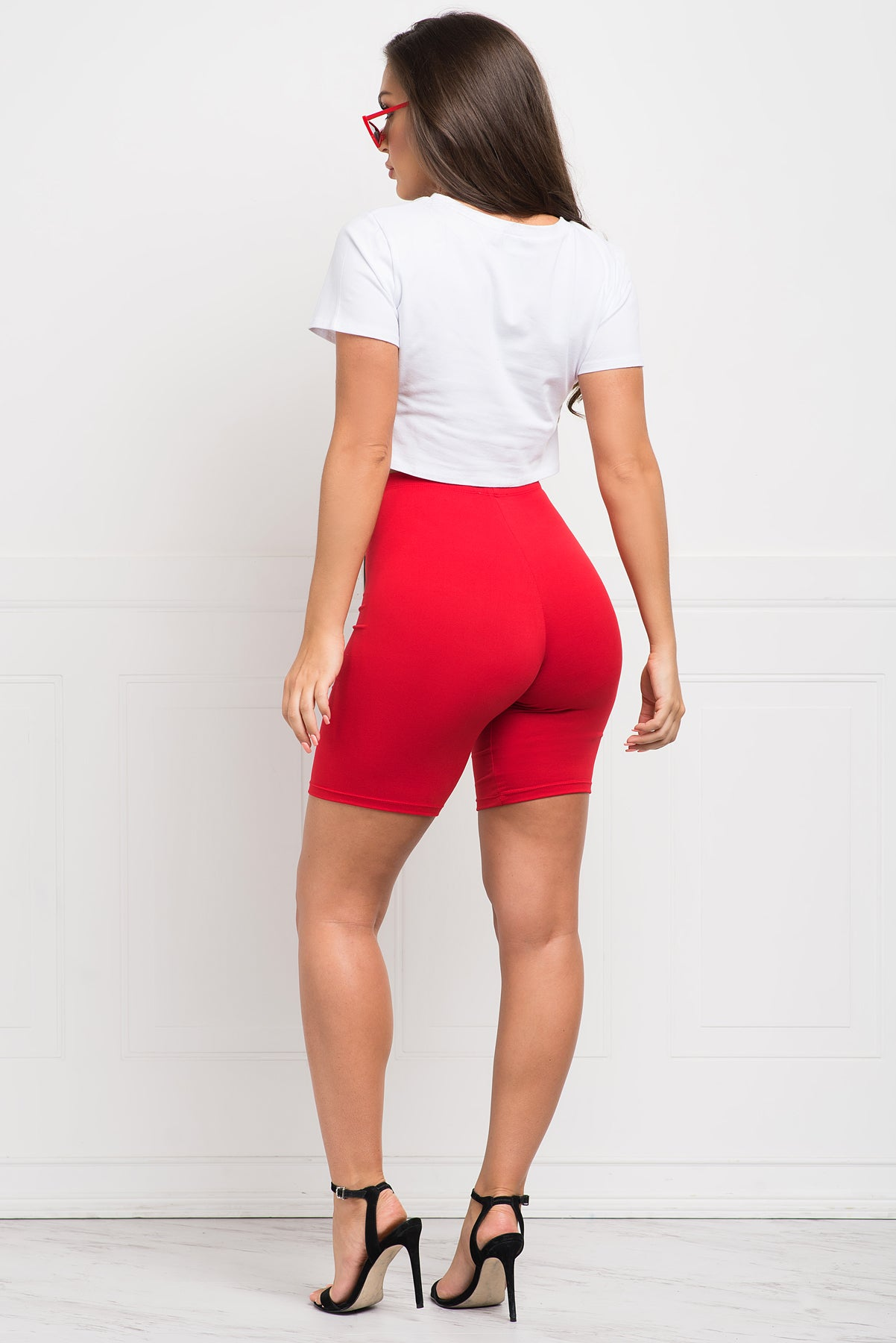 Marquesse Shorts - Red