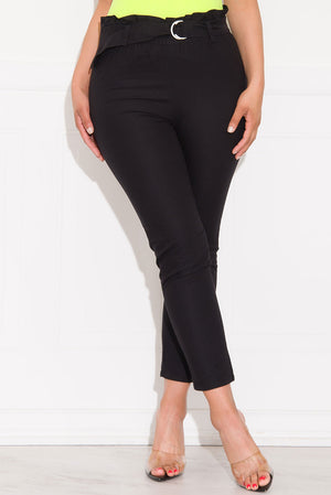 Timeless Moments Pants Black