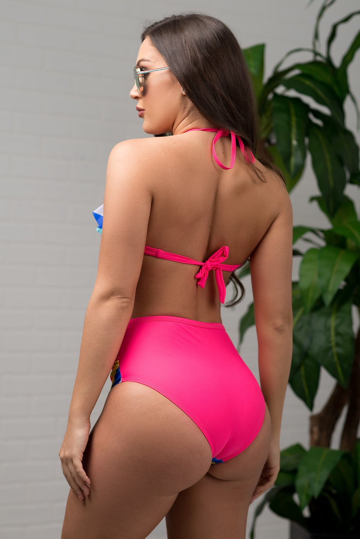 Parrot Cay Two Piece Swimsuit