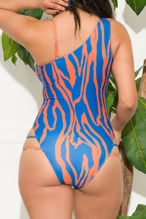 Seascape Surf One Piece Swimsuit