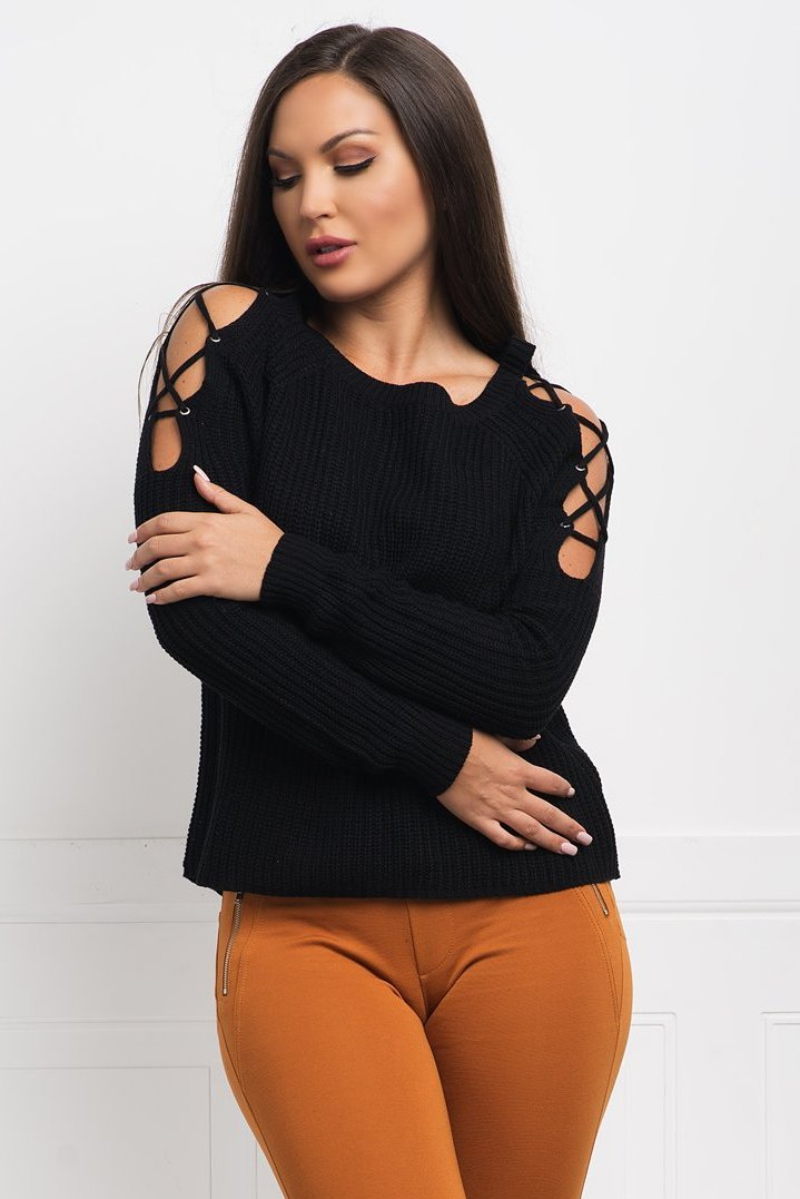 Brandy Sweater - Black