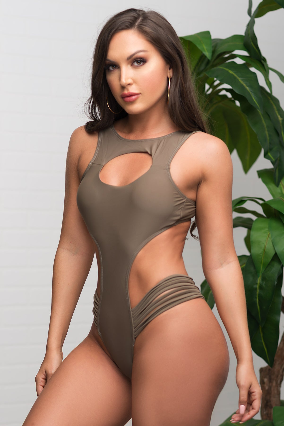 Soundless Cove One Piece Swimsuit