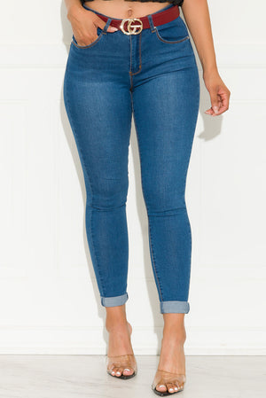 Move Fast Jeans