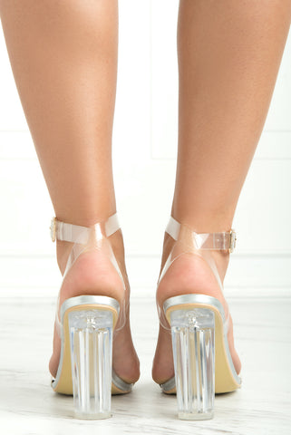 Unbreakable Clear Heels - Fashion Effect Store  - 2