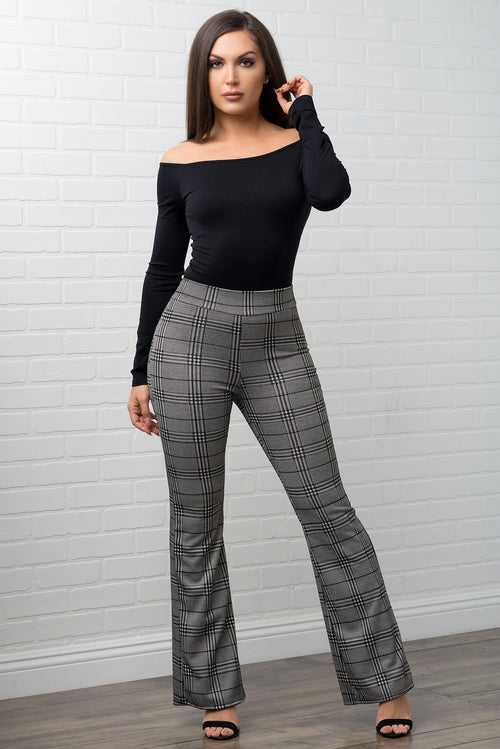 Sophia Pants -Grey