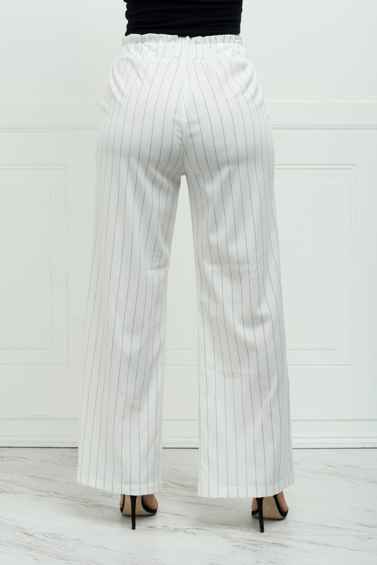 Senoviah Striped Pants