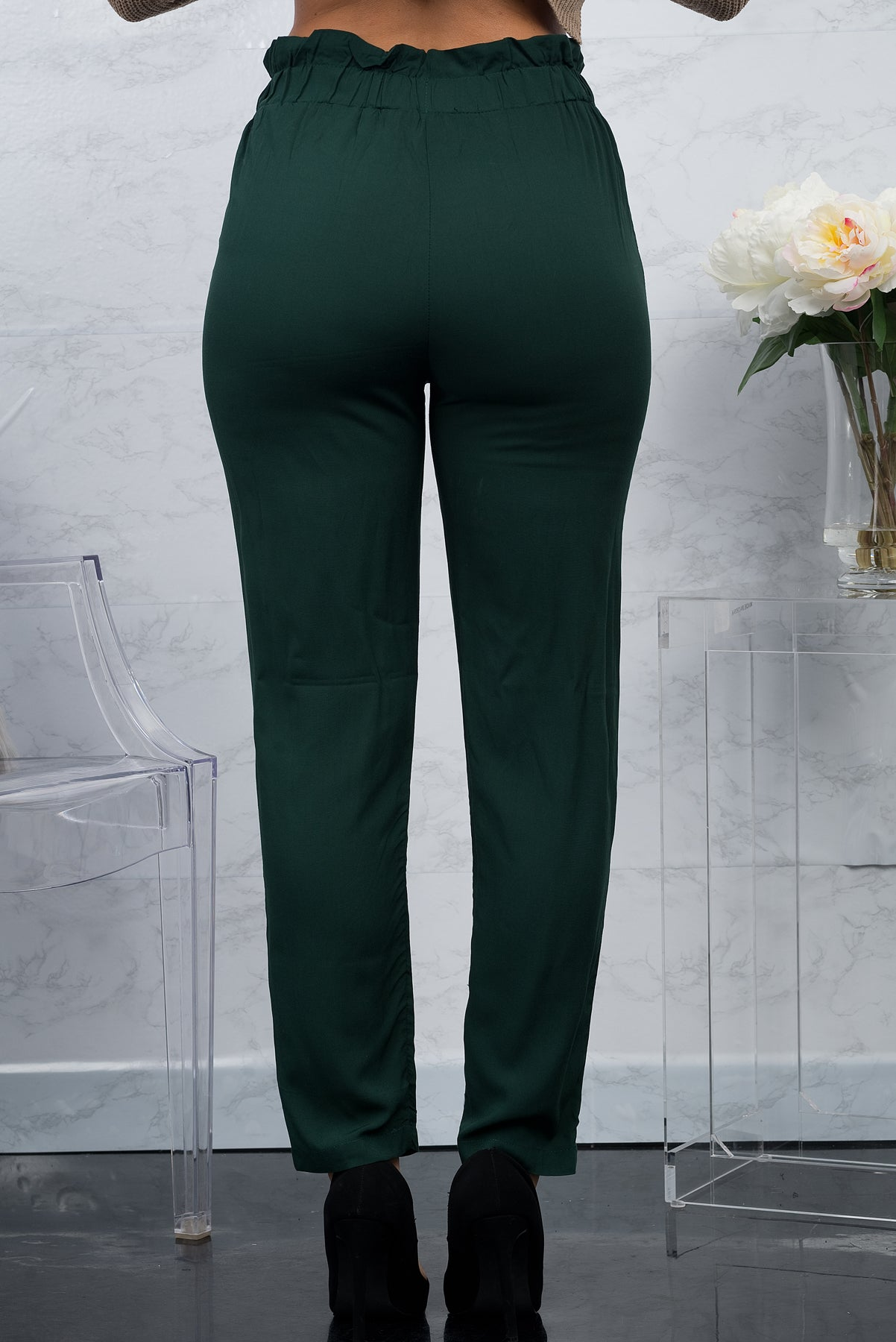 Lucy Pants - Green